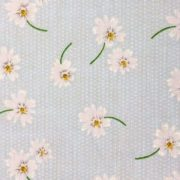 Variation-of-Daisy-Polycotton-Green-Blue-or-Lilac-45quot-wide-fabric-by-the-half-metre-253222375263-f1c6