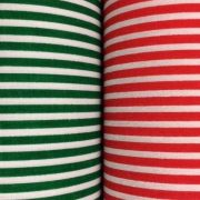 Candy-Stripe-Red-or-Green-Polycotton-by-the-half-metre-263278663966