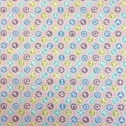 Variation-of-039My-Little-Sunshine039-Letter-Tiles-Blue-or-Pink-100-Cotton-fabric-by-the-half-me-263425451787-57d7