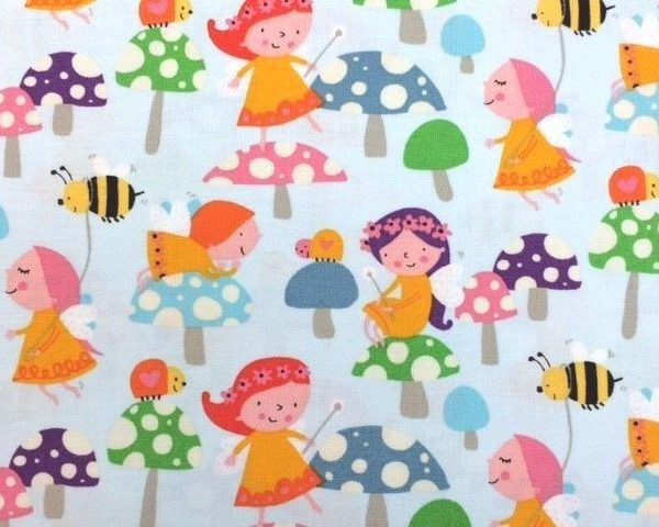 Variation-of-Wings-and-Things-Collection-100-Cotton-fabric-by-the-half-metre-253265508617-f140