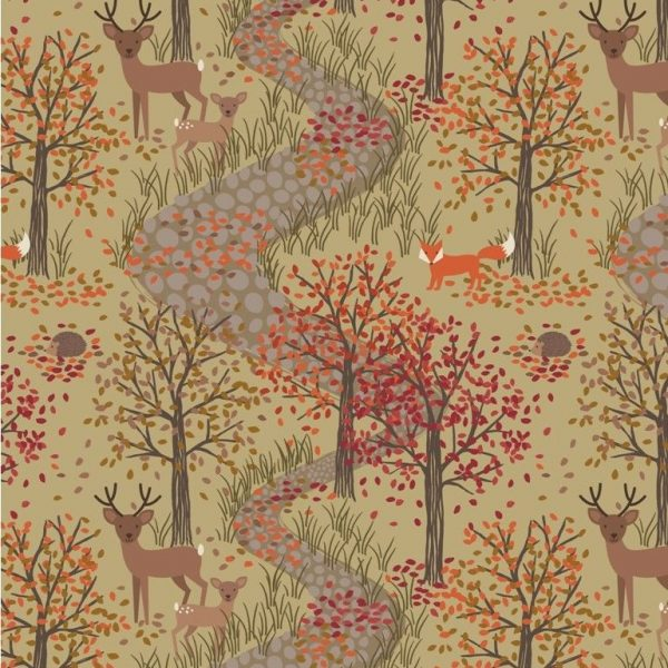 Variation-of-Lewis-and-Irene-Autumn-in-Bluebell-Wood-Collection-100-Cotton-by-the-half-metre-263276861768-0a2f